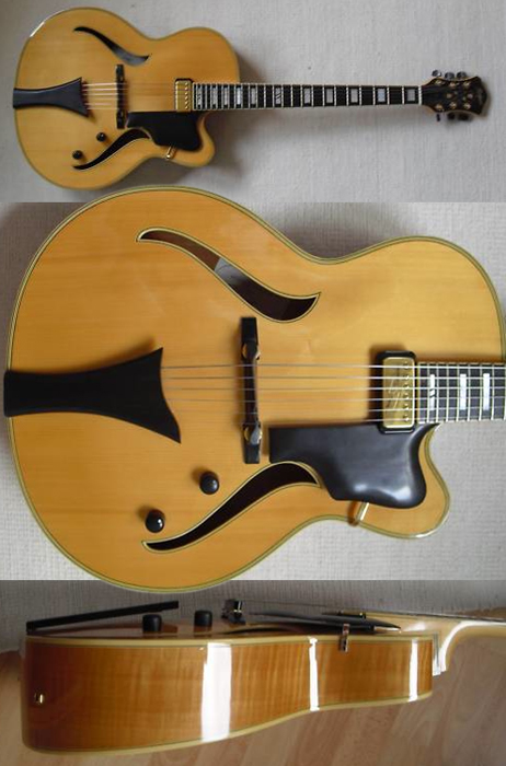 Höfner Jazzica Custom