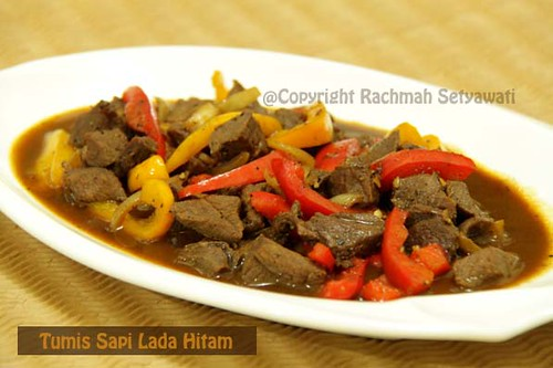 Sapi Lada Hitam_Rachmah