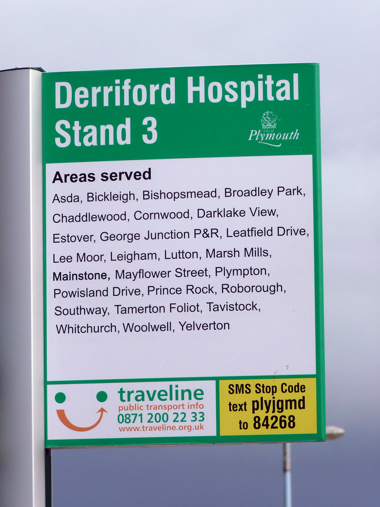 Derriford Bus Stop (by didbygraham)