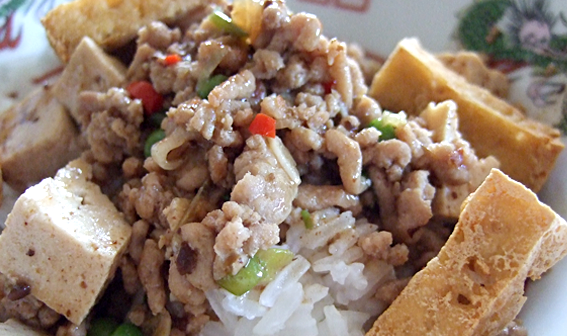 Cheat's Mapo Tofu
