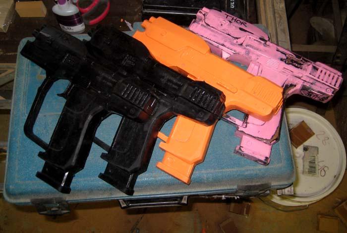 Pistol Casts