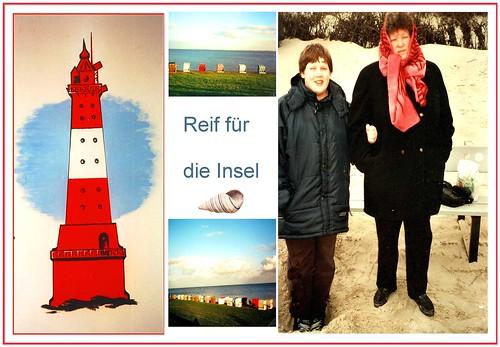 Collage - Langeoog