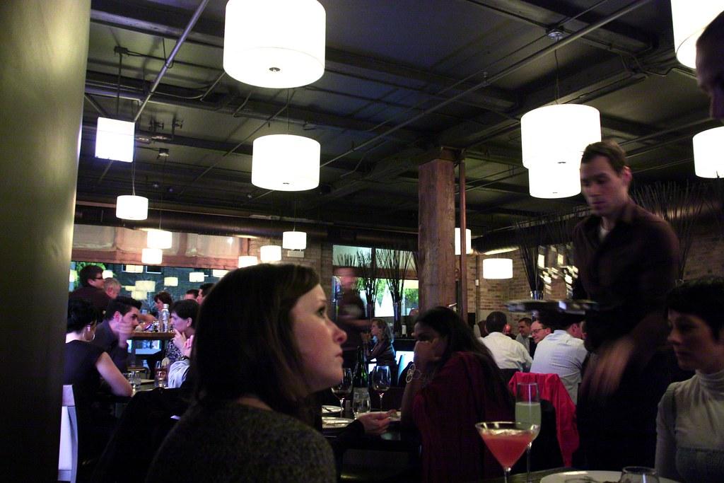 Dining Room/Bar Area