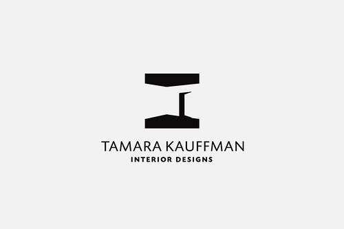 Logo Process   Tamara Kauffman Interior Design Identity Development | The  Logo Smith