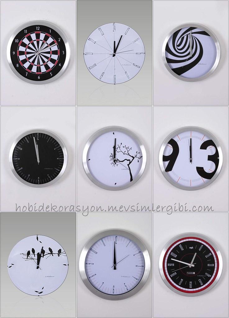 le chuchotement design özel tasarım duvar saati duvar saatleri modelleri
