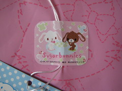Trinket Sticker (esmereldes) Tags: rabbit bunny bunnies sticker stickers sanrio rabbits trinket sugarbunnies img2170