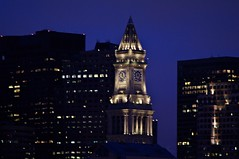 Custom House Tower, Boston (seriouslysilly) Tags: boston clocktower financialdistrict customhouse