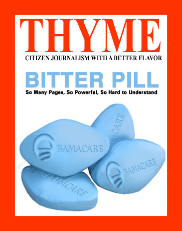 THYME Magazine, Volume II, Issue XVII