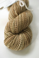 *~Peach Tree spun by Meridith of Sweet Knits~*