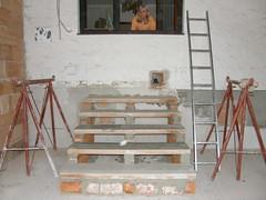 220/365 - New living room stairway (rudi_valtiner) Tags: constructionarea stairway baustelle treppe stiege project365 flatz