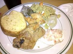 buffet lunch