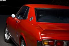 DSC8088 (mojocoggo) Tags: red classic car japanese 1974 1971 toyota nostalgic gt 1972 1973 celica panasports ta22 ra21 18rc