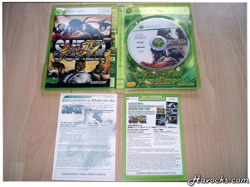 Super Street Fighter IV - Collector - 05