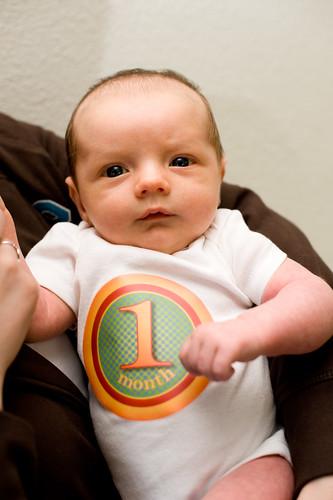Noah 1 month