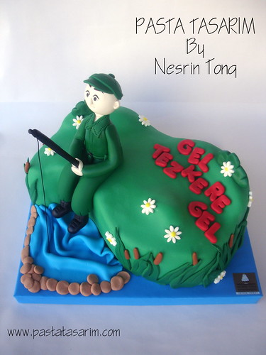 FISHER SOLDIER CAKE
