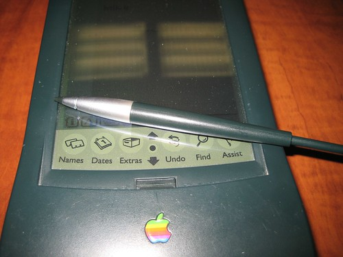 Apple Newton Vs Apple iPad