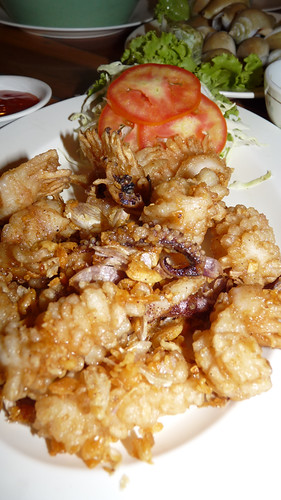 Koh Samui Starry Seafood @ ban Makharm サムイ島 スターリーシーフード5
