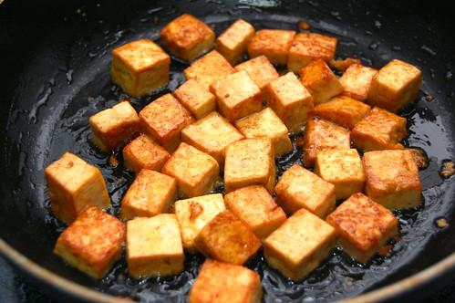 Tofu and Tamari
