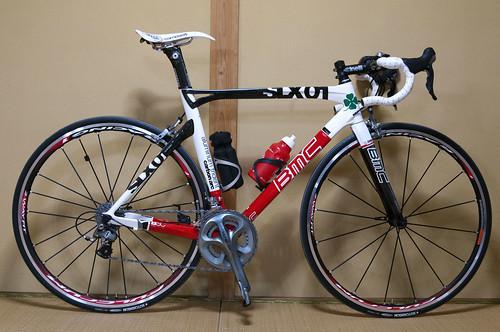 BMC racemaster SLX01