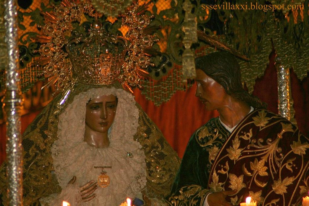 Nuestra Señora del Dulce Nombre, Martes Santo 2010