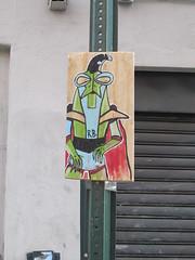 #4 (Choice Royce) Tags: nyc streetart les portraits elc board roycebannon herculoids rb bootleg villains