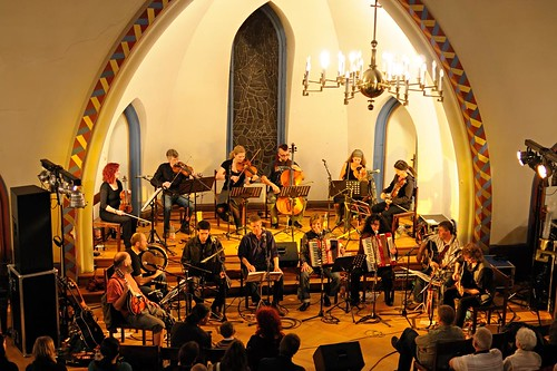 Folk Destille Jena im Luthersaal Altkötzschenbroda