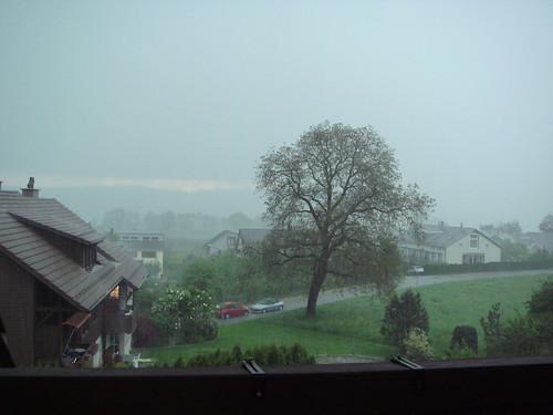 11.May.10 Hail storm.