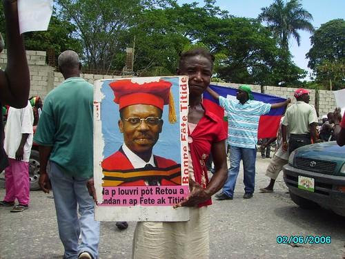 Bring back Aristide