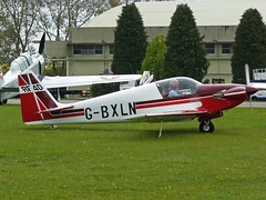 G-BXLN (QSY on-route) Tags: kemble egbp gvfwe greatvintageflyingweekend 09052010 gbxln