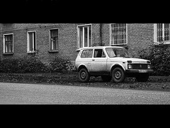 Niva (andreash_a) Tags: car russia panasonic perm russian 2009 niva россия автомобиль русский нива пермь