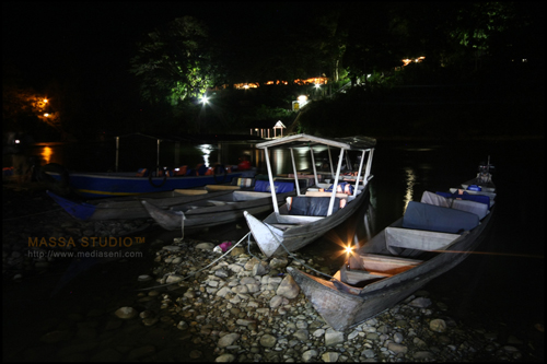 Night Photography At Taman Negara