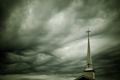 155of365 / the day the world went away (Flashback.Photography) Tags: world cloud storm church rain clouds project dark inch day texas cross cloudy tx nine gray corinth inspired away stormy olympus went steeple nails nineinchnails rainy adobe baptist 365 process inspire processed 520 rains lightroom project365 e520 thedaytheworldwentaway lightroomkillertips ninspired asperatus lightroomkillertipscom