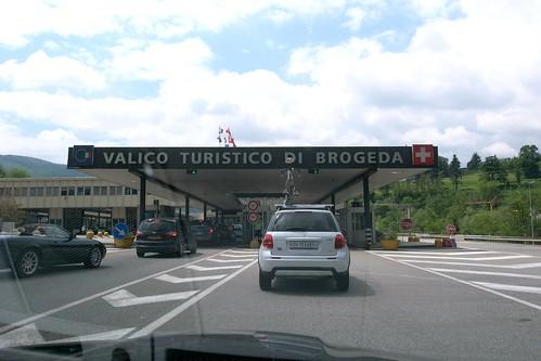 Italian-Swiss Border