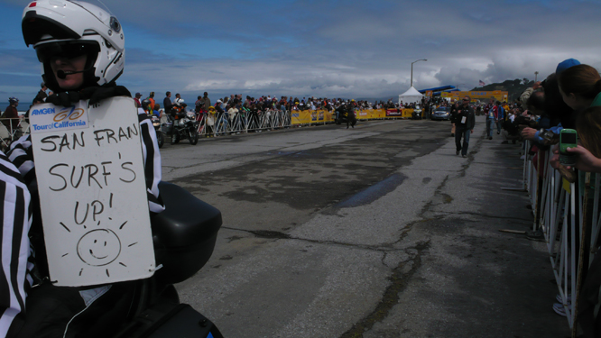 May 18, 2010 - Stage 3 - Start