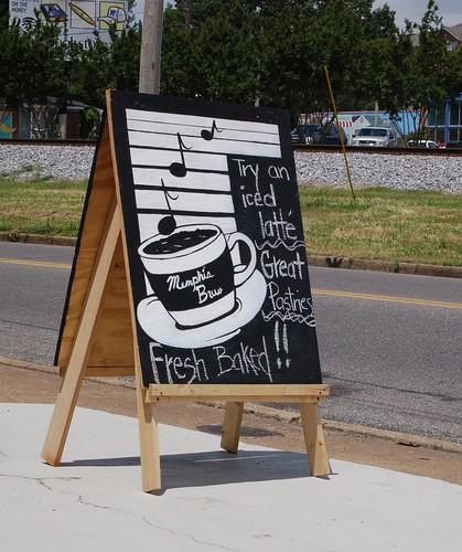 Memphis Brew Coffee Shop, Memphis, Tenn.