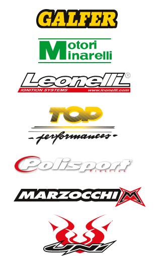 Rieju Racing sponsor