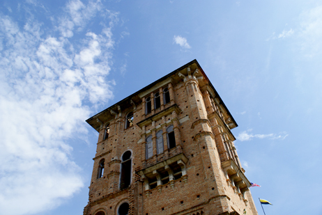 kellie's castle tower