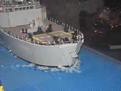 lego hmcs winnipeg bow spray (Soundwave_sw) Tags: museum winnipeg lego pirates navy canadian surrey class somali halifax frigate 2010 hmcs hmcswinnipeg