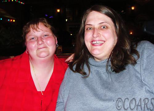 Lisa S & Me 4.30.2010 @WM