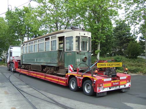 Trams de Genève (De retour à Genève après presque 37 ans)