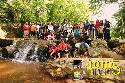 JOM MACRO 5 | Let's Macro V | Group Shot (by Sir Mart Outdoorgraphy™)