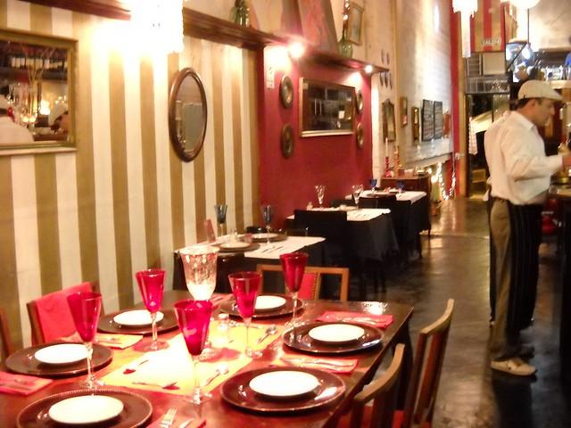 May 2010 - Restaurant Veinticinco_2048x1536