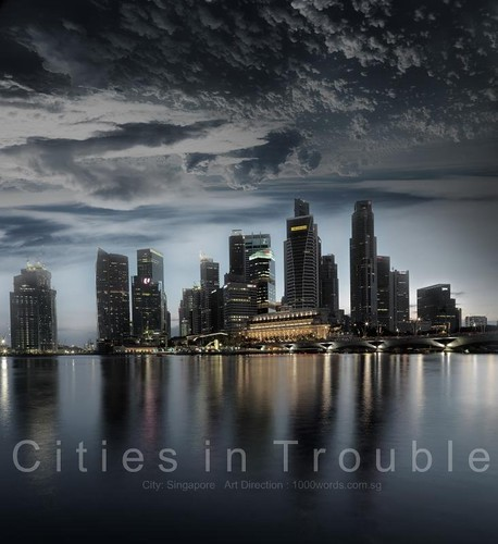 1000words com sg Map singapore from luminous blue star space points on the contour for banner 1000words 01-01-2018 fotolia blurred view of city skyline lit up at night, singapore.