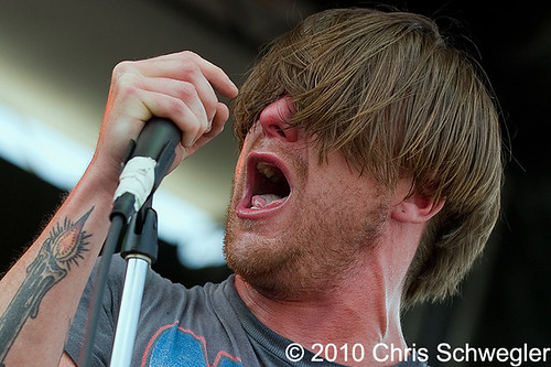 Circa Survive - 05-23-10 - Rock On The Range, Columbus, OH