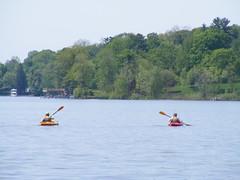 Kayakers on Cayuta (JWGPhotography) Tags: lake nature water fishing natural kayaking fingerlakes unedited sooc cayutalake