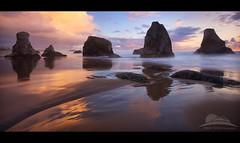 Serenity... (Jesse Estes) Tags: sunset oregon bandon 5d2 jesseestes jesseestesphotography