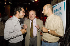 Welcome Party 2009 (Barcelona GSE) Tags: alumni class2010 massimomotta salvadorbarber