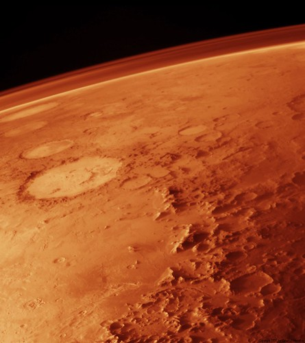 Atmósfera marciana