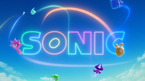 Sonic Colors - Announcement Screen 1