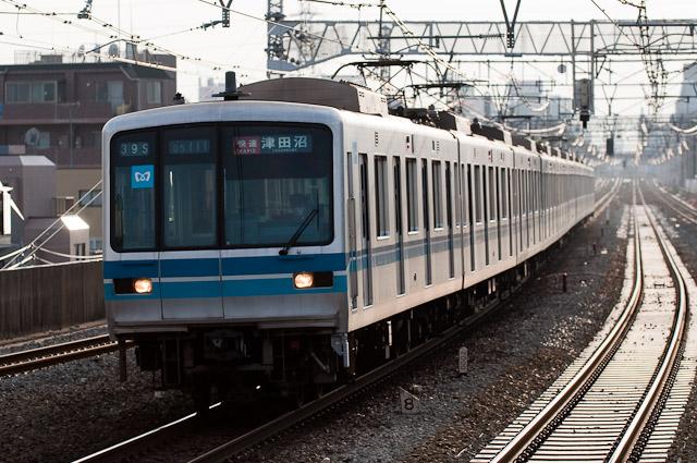 東京メトロ東西線05‐111F
